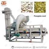 Factory Price Pumpkin Seed Sesame Seeds Dehuller Hulling Line Hemp Seed Shelling Machine
