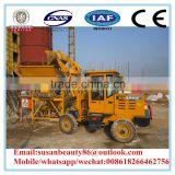 2016 new product kanghong ZL10F wheel loader with side loader container in alibaba russia