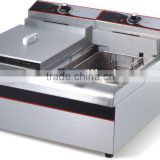 Hot sale High Efficiency Chicken Used Electric Pressure Deep Fryer