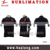 Wholesale Sublimation Custom American Rugby Shirt Jersey                                                                         Quality Choice