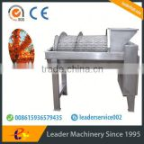 Leader new design sea buckthorn fruit machine for removing the branches
