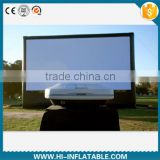 outdoor inflatable movie screen, inflatable theater screen, inflatable projector screen No. 006 for sale