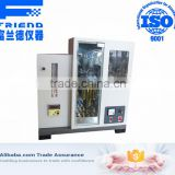 High vacuum lubricant oil distillation range tester petroleum distillation testing machine