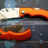 New Arrival Aluminum Folding Back Utility Knife