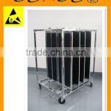 Big size of esd trolley for PCB storage