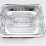 wholesale aluminum half steam pan/ tray