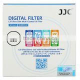 Schott Optical Glass Filter JJC S+ L39 Ultra Slim Multi-Coated UV Filter 38 Layer 99.5% Light transmission 9HD
