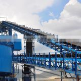 Easy operation belt conveyor for bulk materials handling with good quality