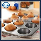 12 Cup Muffin Tin Non Stick Pan Tray Mould Bake Cupcake