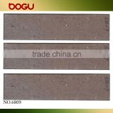 Cladding wall natural clinker tile villa exterior wall tile clinker materials china rustic wall tile small pieces
