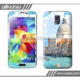 Hot sale vinyl skin 3m cell phone skins for samsung s5