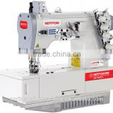 NP F007J-W122-356 super high speed flat-bed interlock sewing machine