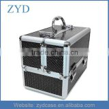 Professional Aluminum Makeup Train Case to Store and Organize Makeup Jewelry Nail Polish ZYD-HZMmc021