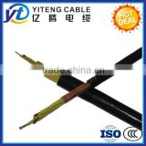 PVC insulated and sheathed Control Cable factory manufacture