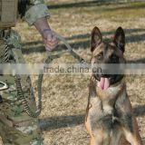2016 A-bomb Dogs Application and Eco-Friendly Feature tactical dog training molle vest harness/leashes