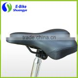 Cheap Comfortable electric bike saddle Relaxed bike seat