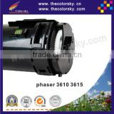 (CS-X3610-14) toner laser cartridge for XEROX phaser 3610 workcentre 3615 106R02722 106R02723 bk (14k pages)