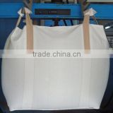 2015 Lower price 1 ton jumbo bag pp bulk bag 800kg to 1200kg for coorper concentrate,steel,sand,silica,etc