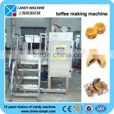 CE certified candy toffy making equipment