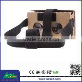 VR Google Cardboard 2nd 3D virtual reality glasses Google glasses with T headband