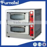 2016 High Efficiency Food & Beverage Machinery Electric Stainless Steel 2 Layers pizza oven                                                                         Quality Choice