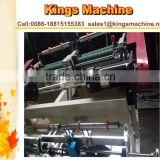 Fully Automatic Super High Speed Biodegradable Shopping Plastic Bag Machine(Kings brand)