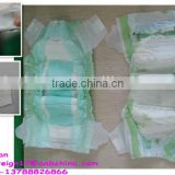 Baby diaper with elastic ear premium quality