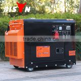 Taizhou Super 6KVA Silent Generating Electricity Dynamo Starter Honda Electric Diesel Generator Dynamos                                                                         Quality Choice