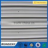 Pvc coated corrugated sheeting/corrugated steel sheet/corrugated steel tile/metal siding/metal roofing