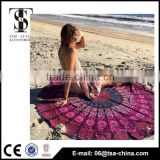 Popular Austrilian Perfect large round beach towels for Beach and Travel                                                                                                         Supplier's Choice
