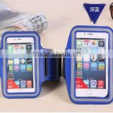 Factory Price Waterproof running Case for iPhone 6 6s sport armband jogging case for Iphone 6