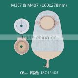 two-piece urine ostomy bag,sterile good quality medical hydrocolloid ostomy bag