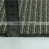 Adhesive Peel And Stick Single Ribbed Carpet Tiles                                                                         Quality Choice