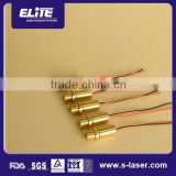 High reliability alunimium anodized/brass 2014 long life diode laser,distance meter laser