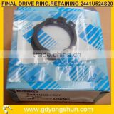 KOBELCO RETAINING RING 2441U524S20, EXCAVATOR FINAL DRIVE SPARE PARTS
