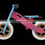 High grade ANDER produce childrens wooden balance bikes