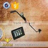 Digital under vehicle inspection mirror,car bomb detector PD-V3S pipe inspection camera for sale