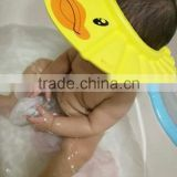 Wholesale Customized EVA Materail Baby Heat Shower Cap, Baby Shampoo Hat