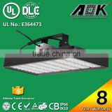 With 8 years Warranty IP65 UL DLC CE RoHS Listed 280w LED Low Bay Light