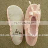 Ballet shoes for girls ballet style shoes in new design (dancing shoes)