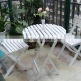 CH-IR014 powder coated aluminum frame furniture,powder coated aluminum garden furniture, folding dining set
