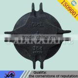Casting high quality shell mold casting water meter cover