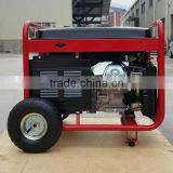 backup home use protable gasoline dynamo generator price