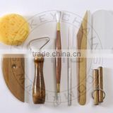 Basic Pottery Tools Set