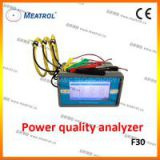 INquiry about Power quality analyzer F30