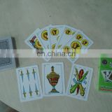 Hot sale Spanish playing cards