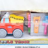 2014 New Design DIY Tools Truck Toy,Truck Toy Manufacturer