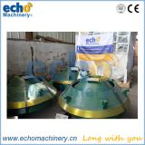 Trio TC66 cone crusher bowl liner and mantle