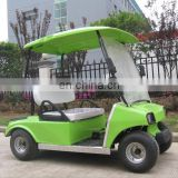 New fashion 2 seat electric golf cart CE China factory price