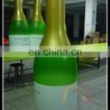 promotion bottle inflatable beer can , inflatable advertising bottle ,inflatable advertising products for sale